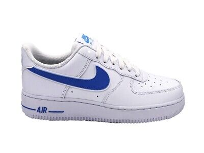 NIKE SNEAKERS WMNS Air Force 1 '07 Xx Bianco Argento Ar0639