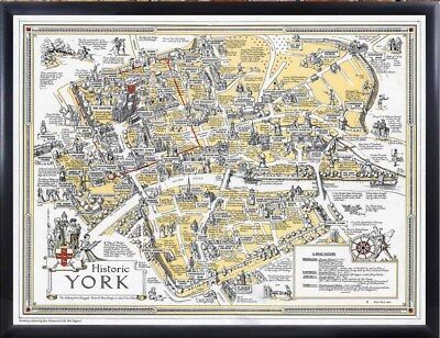 Old Map Of New York.New York Map Wall Art Old Map Of New York City Vintage New York Map Poster