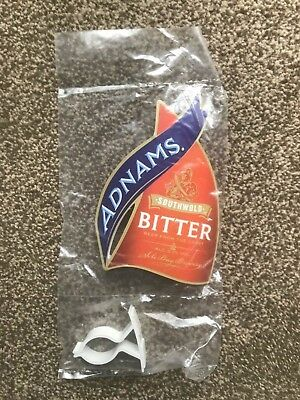 Adnams Southwold Bitter Beer Pump Clip Breweriana Brand New Free Fast P+P