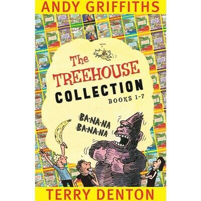 The Treehouse Collection Slipcase