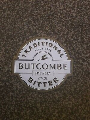 Butcombe Traditional Bitter Beer Pump Clip Breweriana Brand New Free Fast P+P