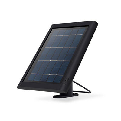 Ring Spotlight Solar Panel - Black - 8ASPS7-BAU0  Brand New