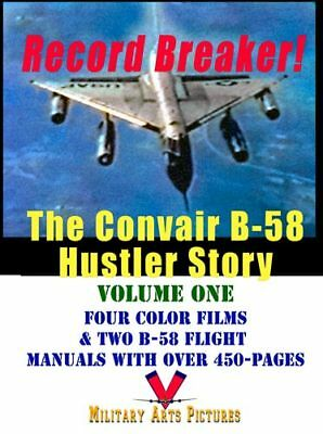 Record Breaker: The Convair B-58 Hustler Story (Volume 1) DVD