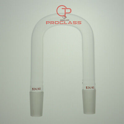 Proglass U shaped Adapters 24/40 outer joints
