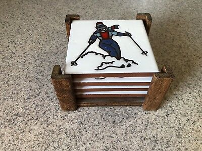 Cleo Teissedre Artwork Tile Coaster Trivet Or Wall Decor.