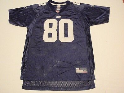 333241d4b Vintage Jeremy Shockey New York Giants Reebok NFL Jersey Youth XL (18-20)