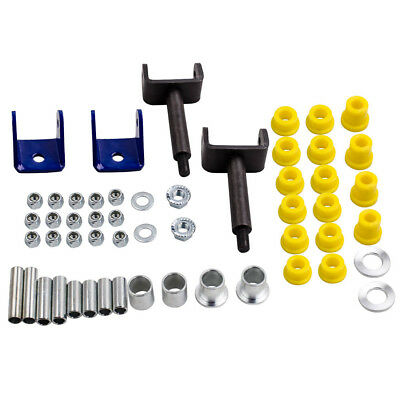 For Club Car DS 1993-Up Golf Front End Suspension King Pin Bushing Repair Kit