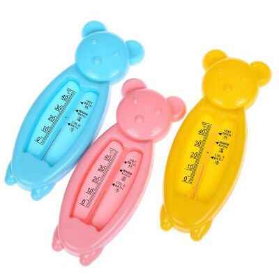 Cute Children's Cartoon Indoor Bath Thermometer Baby Bear Water Thermometer -WT8