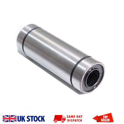LM16LUU Closed Linear Bushing Bearing with Rubber Seals 16x28x70mm