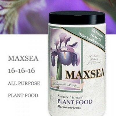 Maxsea 16-16-16, Fertilizer for Carnivorous Plants, 30 grams (makes 10 liters)