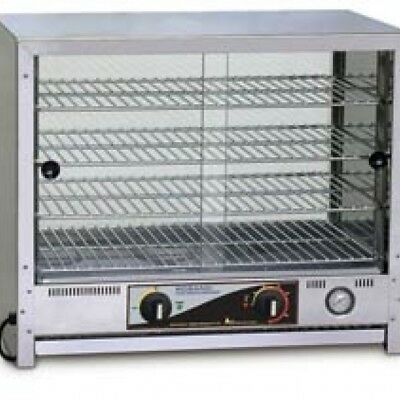 Roband Pie And Food Warmer 50 Pies, Doors Both Sides Pa50G