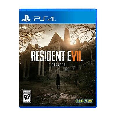 Juego Ps4 Resident Evil 7 Biohazard Ps4 4383499