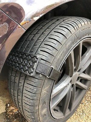 VW T 2,4,5,6 Muddy Muncher Camping Van Gets You Out The Boggy ground snow chains