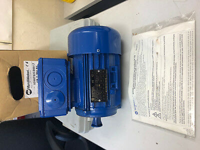 .25 Kw 3 phase 4 pole motor EX rated  free P&P