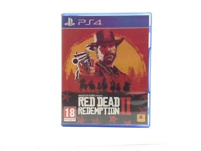 Juego Ps4 Red Dead Redemption 2 Ps4 4383885