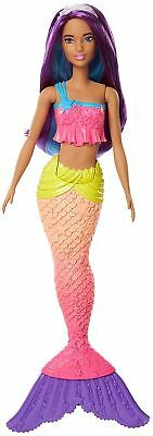 Barbie FJC90 Dreamtopia Rainbow Cove Mermaid Doll (Box Damaged)