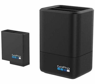 GOPRO AADBD-001 2-Battery Charger with HERO5 Black Battery - Currys