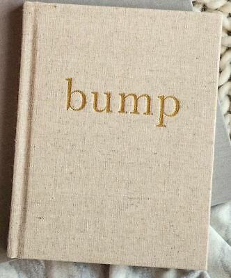 NEW Write to Me Bump Pregnancy Journal Baby Diary Book Planner Record Memory