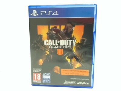 Juego Ps4 Call Of Duty Black Ops 4 4385277