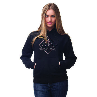 509 Geo Mountain Relaxed Snocross Snowmobile Warm Comfortable Pullover Hoody