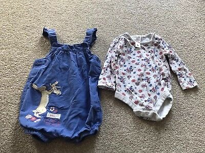 Guess How Much I Love You Baby Boy Romper 12 18 Months Tu 150