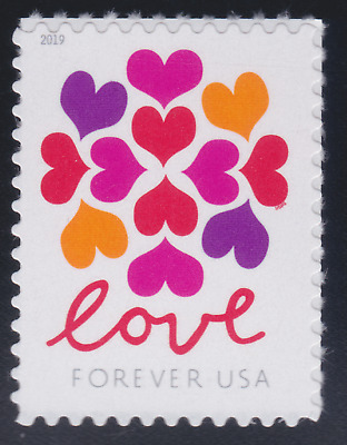 US Stamp #5339 / Love Issue-2019 / Mint Never Hinged
