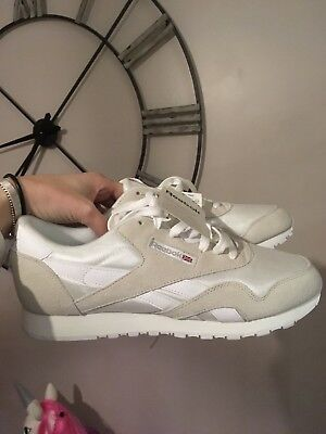 da65b35f4a425 REEBOK CLASSICS TRAINERS Womens Uk 8 New -  12.40