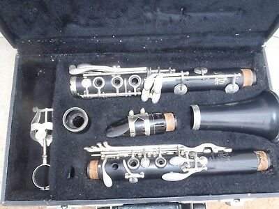 Vintage Leblanc Student Clarinet With Case
