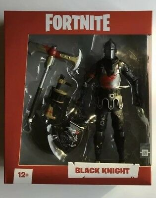 Fortnite Black Knight 7 inch Action Figure Character McFarlane Toys Epic Games