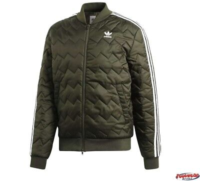 separation shoes fffaa 63396 Giubbotto Uomo Adidas - DL8697 - adidas SST Quilted Jacket
