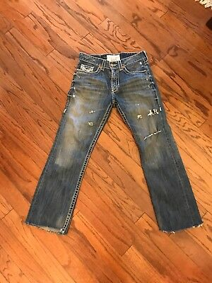 dd949ba7cee BIG STAR VINTAGE Collection Men's Jeans Pioneer Size 31S Distressed ...