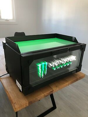 MONSTER ENERGY MINI Fridge - Not Made Publicly