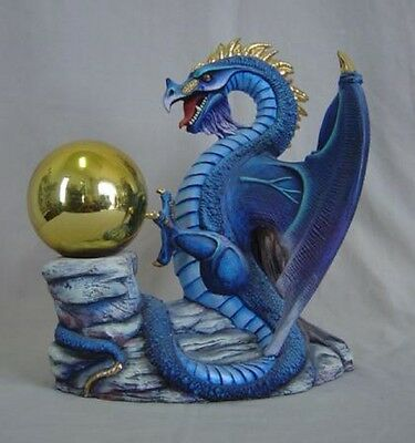 Ceramic Bisque Dragon of Reflection U-Paint  Ready to Paint Unpainted Fantasy