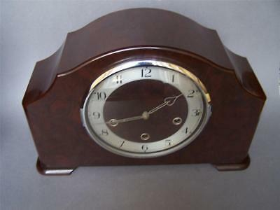 Smiths Bakelite Mantel Clock - Large Westminster Chiming Version