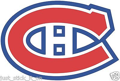 Montreal Canadiens Decal/Sticker