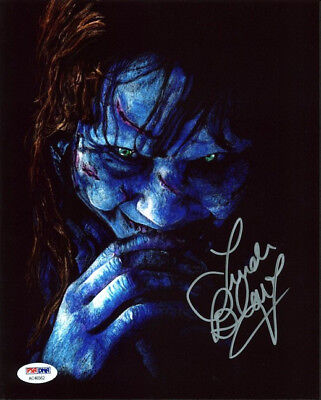 Linda Blair Signed Photo 8X10 Rp Autographed The Exorcist