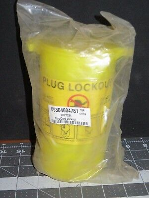 NMC - Plug / Cord Encasing Safety Lockout CDP1284