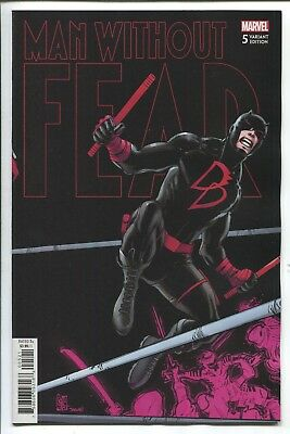 Man Without Fear #5 Camuncoli Connecting Variant Cover - Marvel Comics/2019