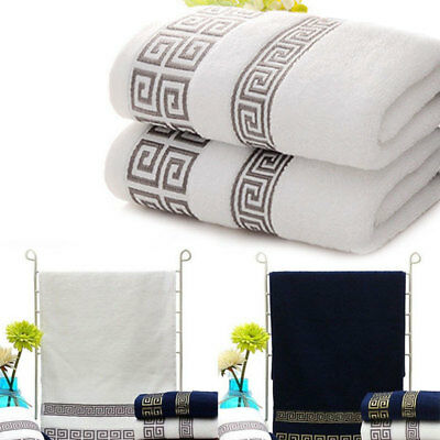 New Cotton Towels Bath Sheet Hand Washcloth Large Luxury For Home Hotel Ba WGL