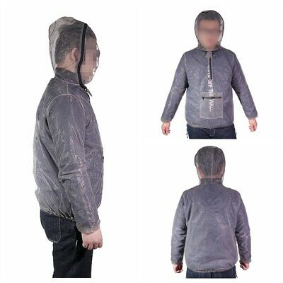 Outdoor Mosquito Bee Insect Jacket Breathable Anti-Mosquito Jacket Camping Tops