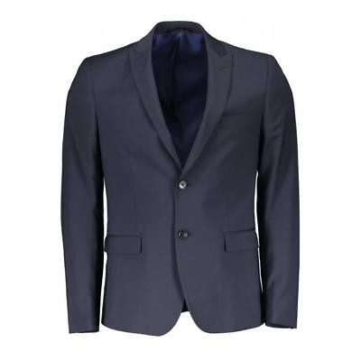 7493L giacca uomo GUESS BY MARCIANO slim fit righe marroni