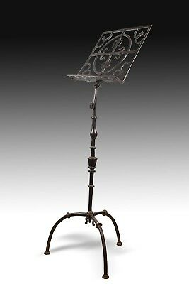 Wrought Iron Lectern, Spain, 16th-17th Century