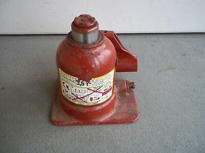 Coram 3.5 Ton Bottle Jack, Iveco Lorry Truck Land Rover Jack