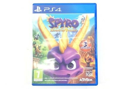 Juego Ps4 Spyro Reignited Trilogy Ps4 4388467