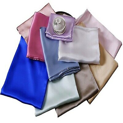Carltys 22 Momme.100% Pure Mulberry Silk Pillowcases. The Very Best Premium Silk