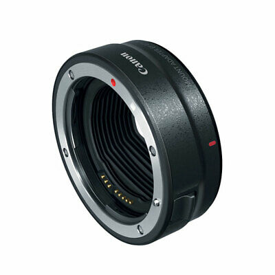 Canon Mount Adapter EF-EOS R for Canon EF / EF-S Lens to EOS R Camera New