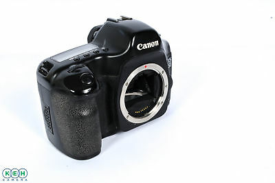 """Canon EOS 5D Digital SLR Camera Body {12.8 M/P} """"AS IS"""""""