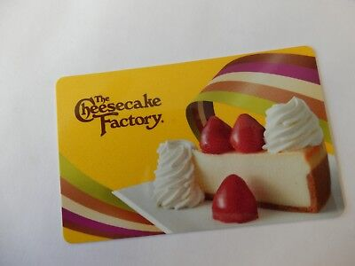 The Cheesecake Factory Gift Card, Value $50, Free Shipping