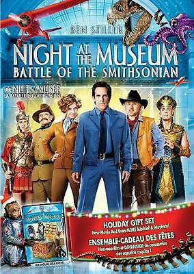 Night at the Museum: Battle of the Smithsonian [Two-Disc Monkey Mischief Pack]