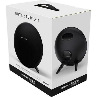 Harman Kardon Onyx Studio 4 Portable Bluetooth Speaker - Black -FREE SHIPPING
